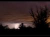 Blitz in der Ferne